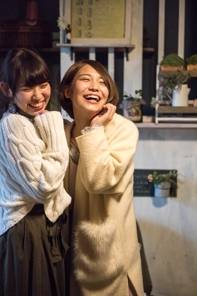 20171029 Naoko & Satsuki by ぶたホルモン
