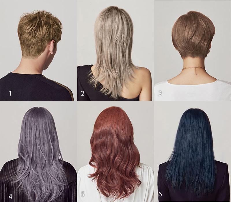 Tren warna rambut 2018