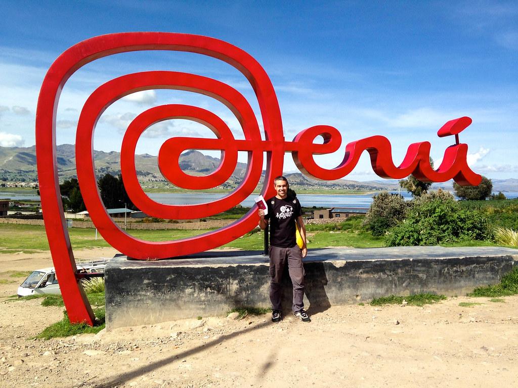 Entrada a Perú por Puno