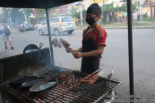 63_Philtranco Pampanga - Aling Lucing Sisig Grilling Station