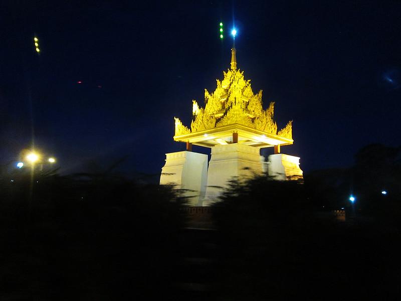 mandalay at dawn