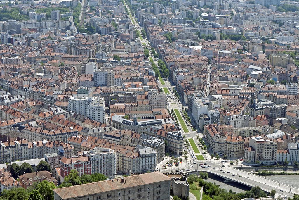 Hotel A Grenoble Gare