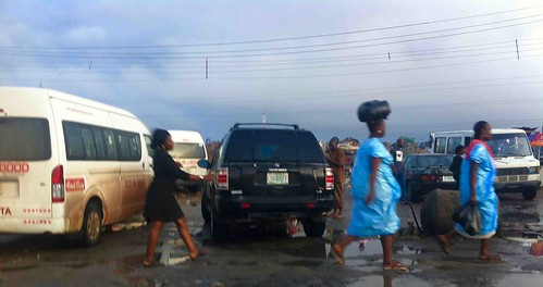 lagosbadagryexpressway lagosstate nigeria jujufilms rain
