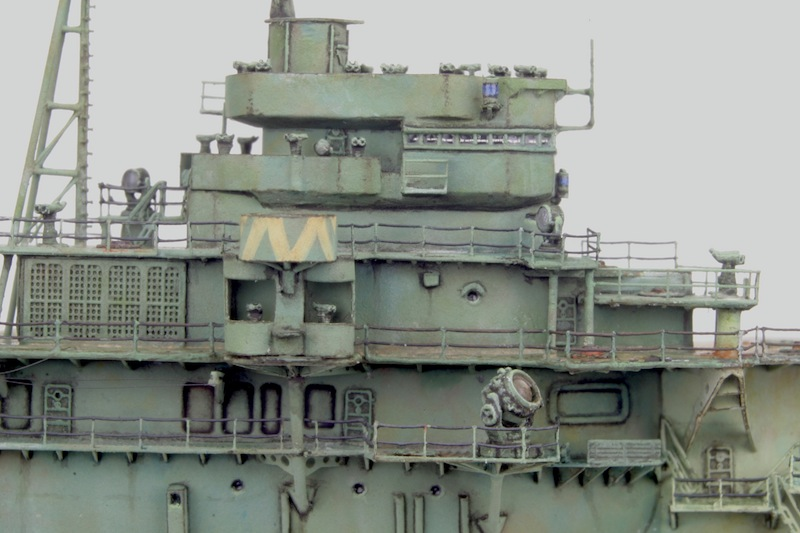 The Ship Model Forum View Topic 1 700 Amagi Diorama