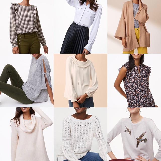 Get 60% off select styles at LOFT and 'no code needed'