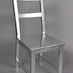 Heidi Jung; It's a Lovely Piece, Too Bad We Couldn't Find a Mark; Item 119 - in SITu: Art Chair Auction