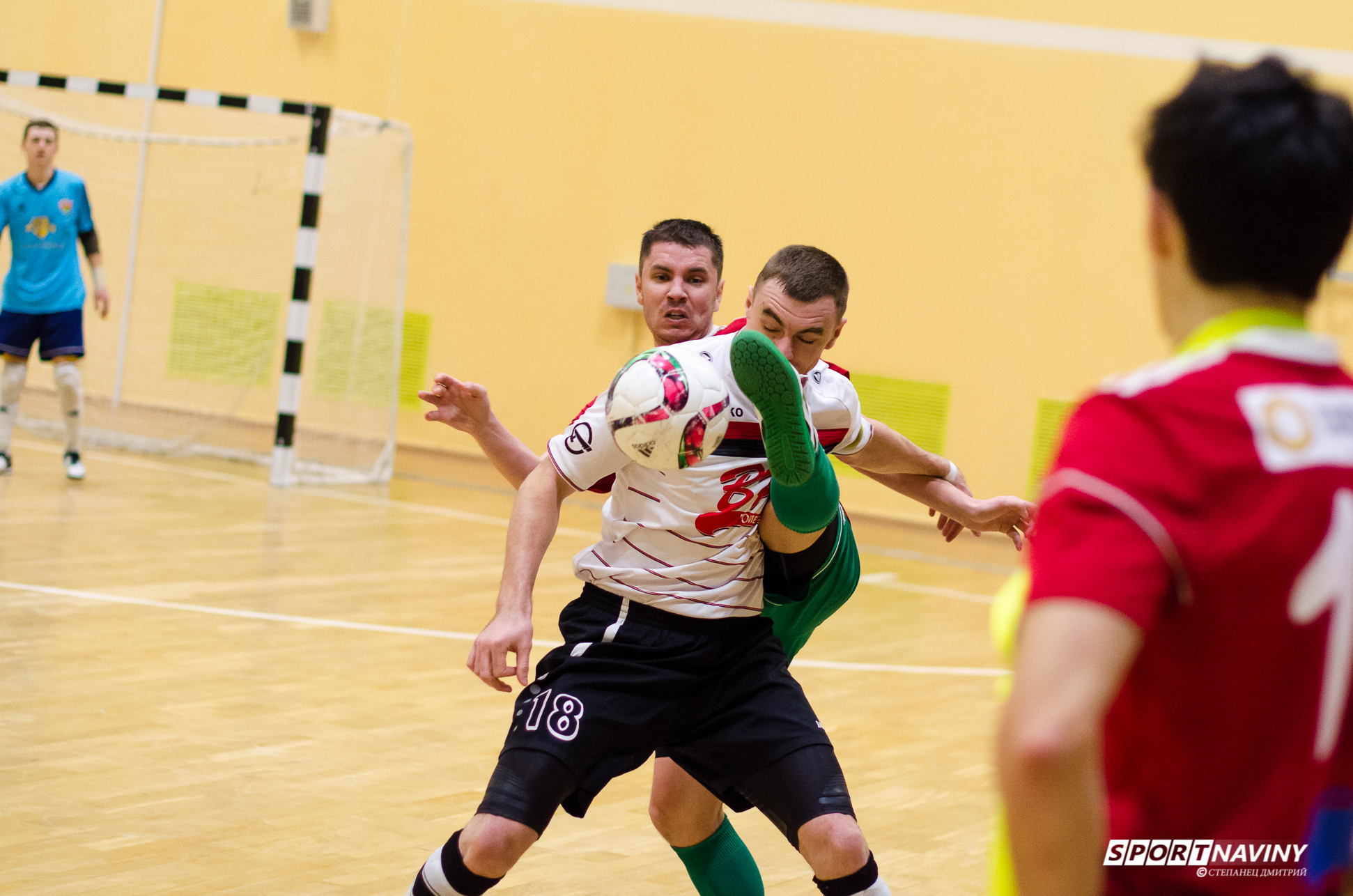 1/4 (1).Belarus Cup. VRZ - Dorozhnik. 30/12/2017