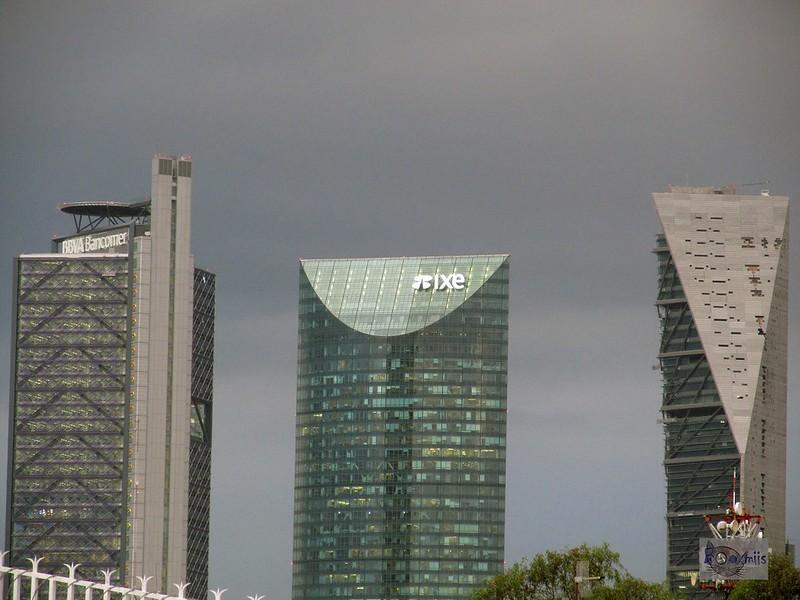 Tres torres