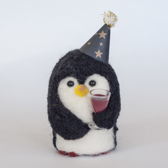 New Years Penguin