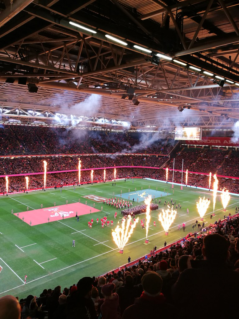Autumn internationals Millenium Stadium