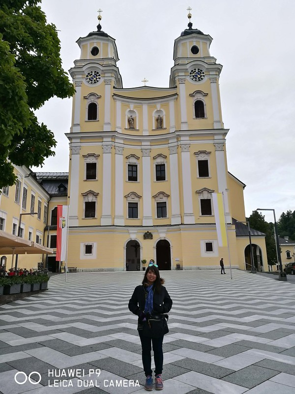 2017 Europe Salzburg 05 Basilica of Mondsee