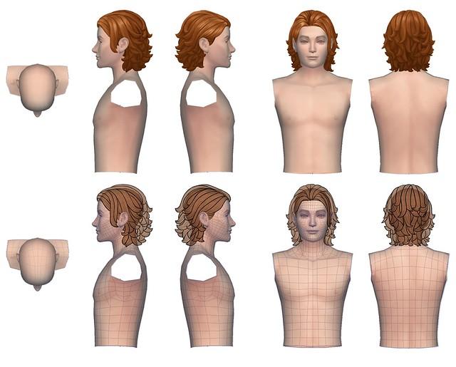 Prévia de penteados do Dia de Lavanderia