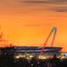 Rainbow Arch at Sunset