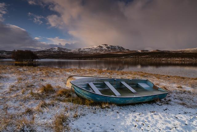 By Loch Awe ..