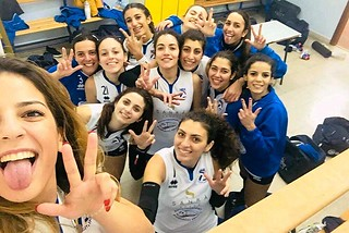 Noicattaro. Volley vs Turi front