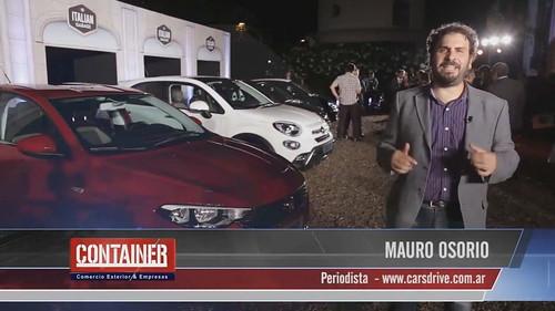 Italian Garage en Container TV
