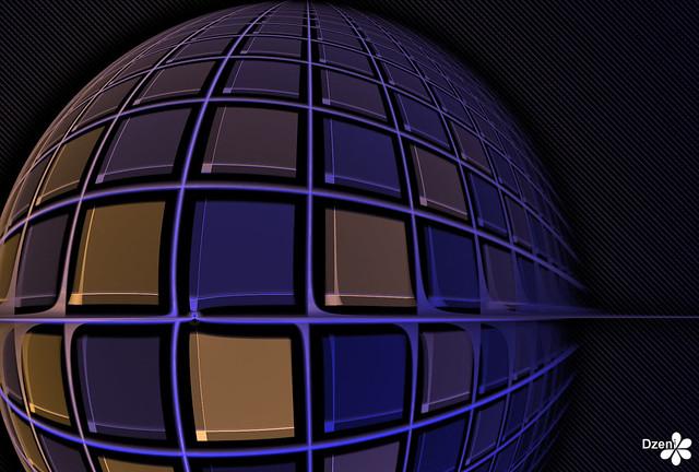 Curveball Mosaic