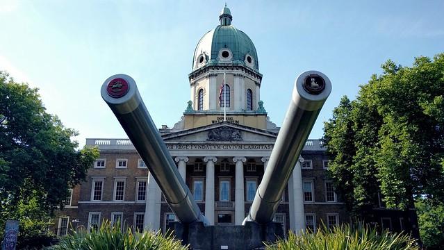 Imperial War Museum in Londen