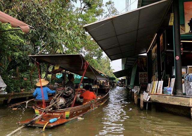Damnoen Saduak Floating Market 48