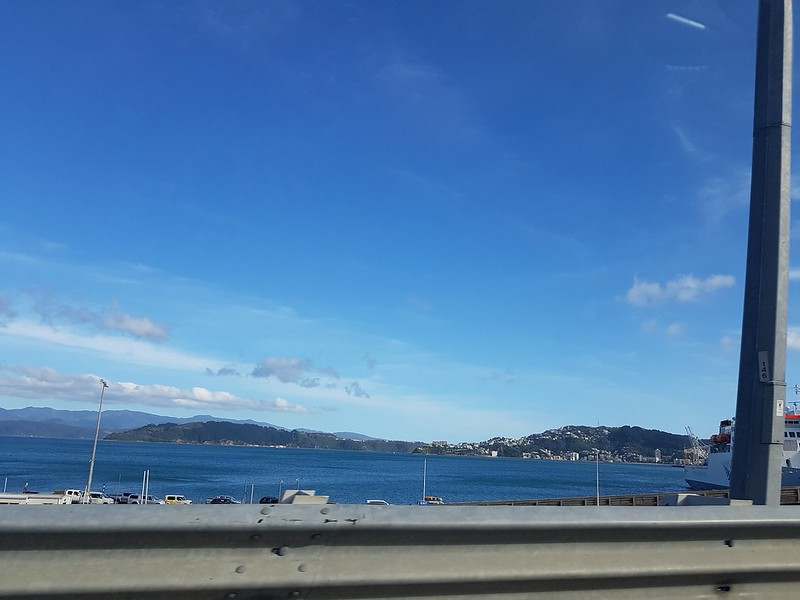 NZ Holiday day 10 Te Haroto to Wellington