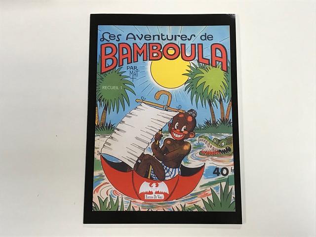 Les aventures de Bamboula