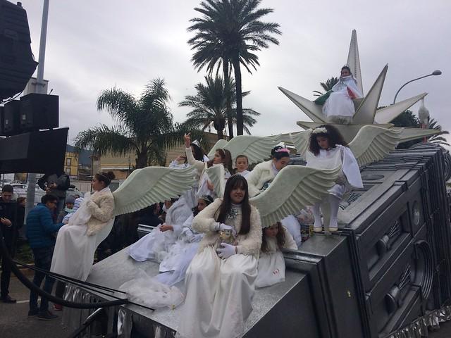 Cabalgata Reyes Morón 2018