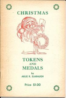 Christmas Token Book