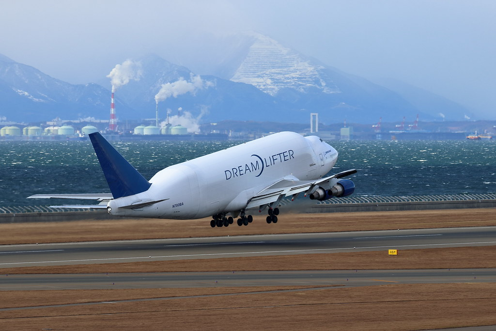 "747LCF ""DREAM LIFTER"""