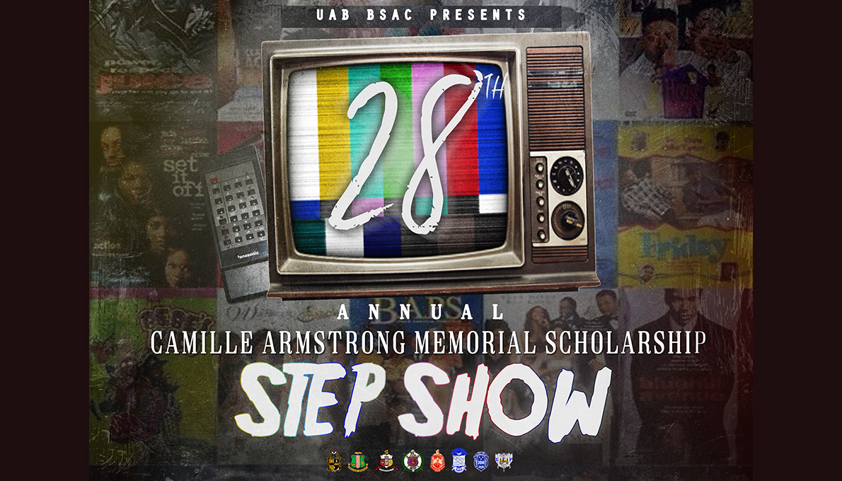 Camille Armstrong Stepshow