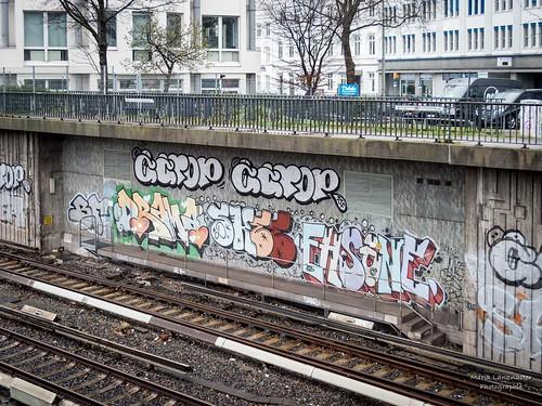 grafitti Hamburg