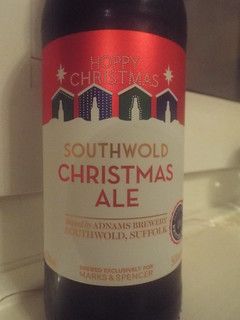 Adnams, Marks & Spencer Southwold Christmas Ale, England