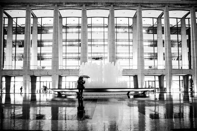 Walk In New York - NYC 2017 - Lincoln Center