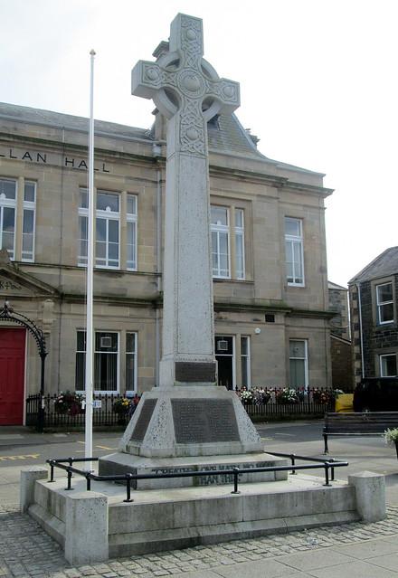 Newton Stewart War Memorial