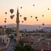 Balooning in Cappadocia by frapho
