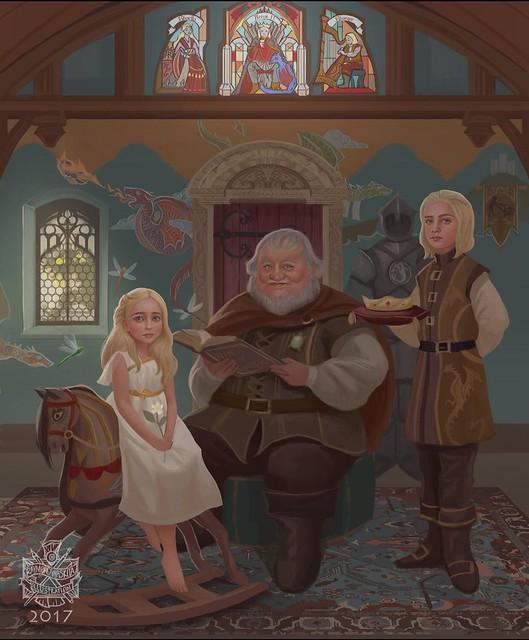 Targaryens-circa-288AC
