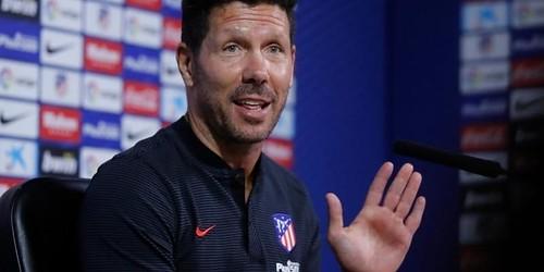 Cerezo: Simeone tinggal di Atletico Madrid musim depan