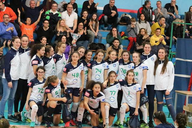 Befana Volley 6 Gennaio 2018 Finale Bracco Pro Patria Milano - Chieri 2 - 1