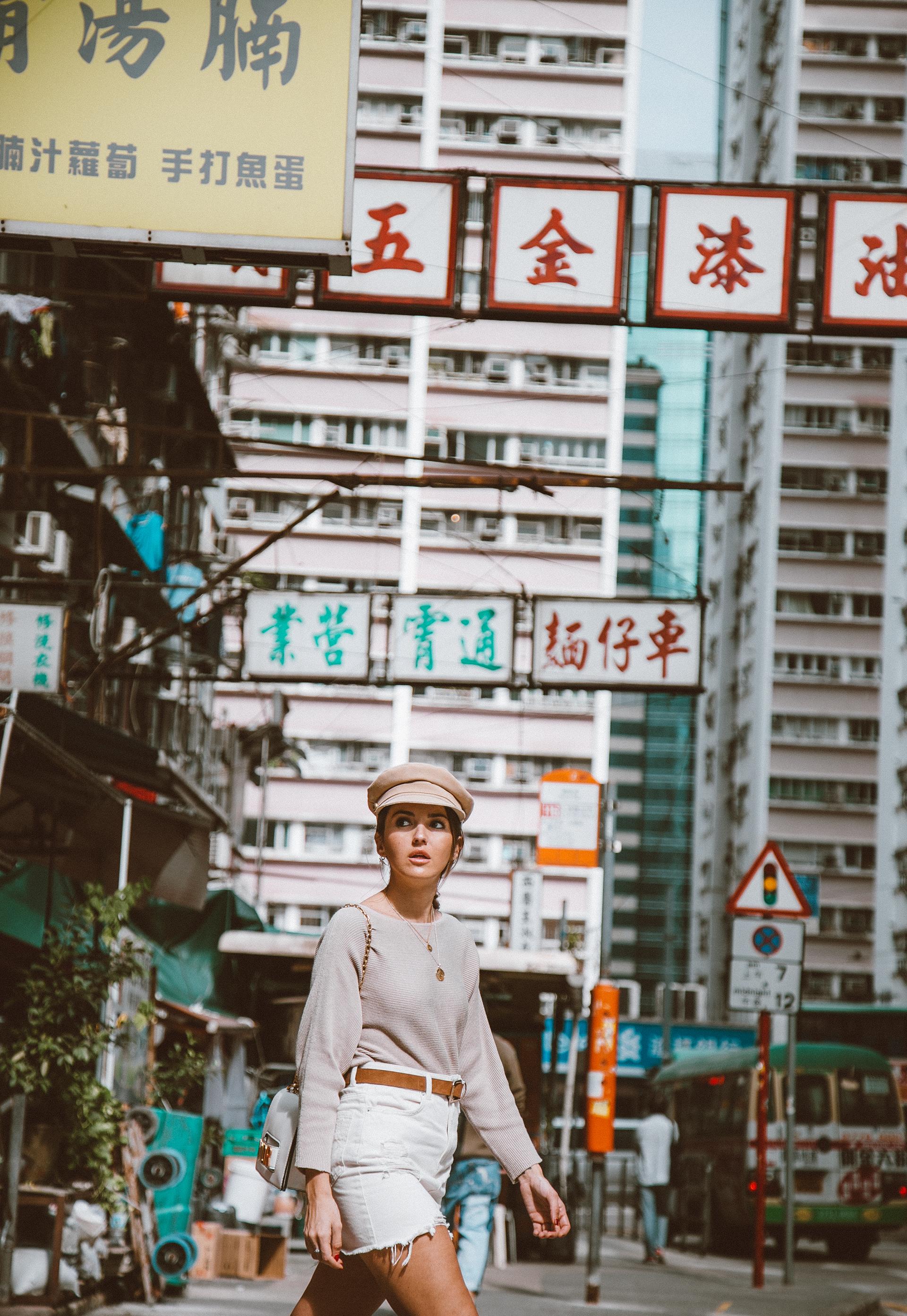 HONG KONG 5-19