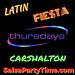 SALSA BACHATA LONDON CARSHALTON EVERY THURSDAY. Latin Fiesta Sizzling Salsa lessons Beautiful Bachata classes + Party @ The Roost, Carshalton Athletic, Colston Avenue, CARSHALTON SM5 2PW