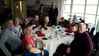 B&H Clarion Xmas lunch at Shoreham aerodrome Wednesday 13th December 2017