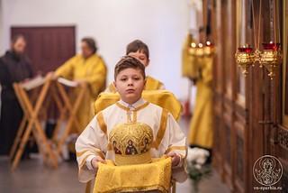 Божественная литургия 300