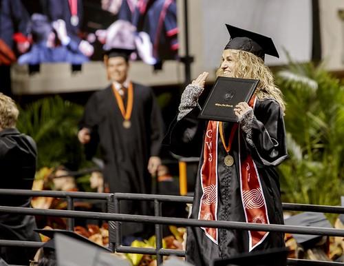 OSU Fall 2017 undergraduate commencement