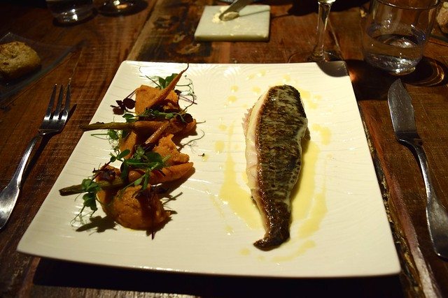 Fish of the Day at Auberge de la Cour Verte, Dol de Bretagne #fish #france #brittany