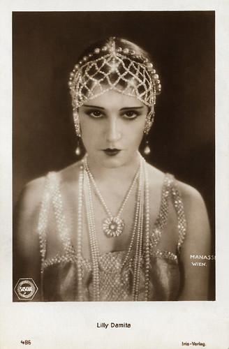 Lily Damita in Das Spielzeug von Paris (1925)