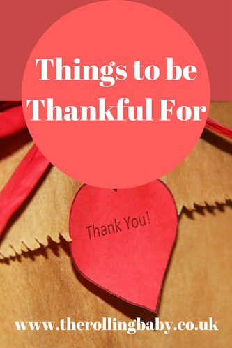 Things to be Thankful For (1)
