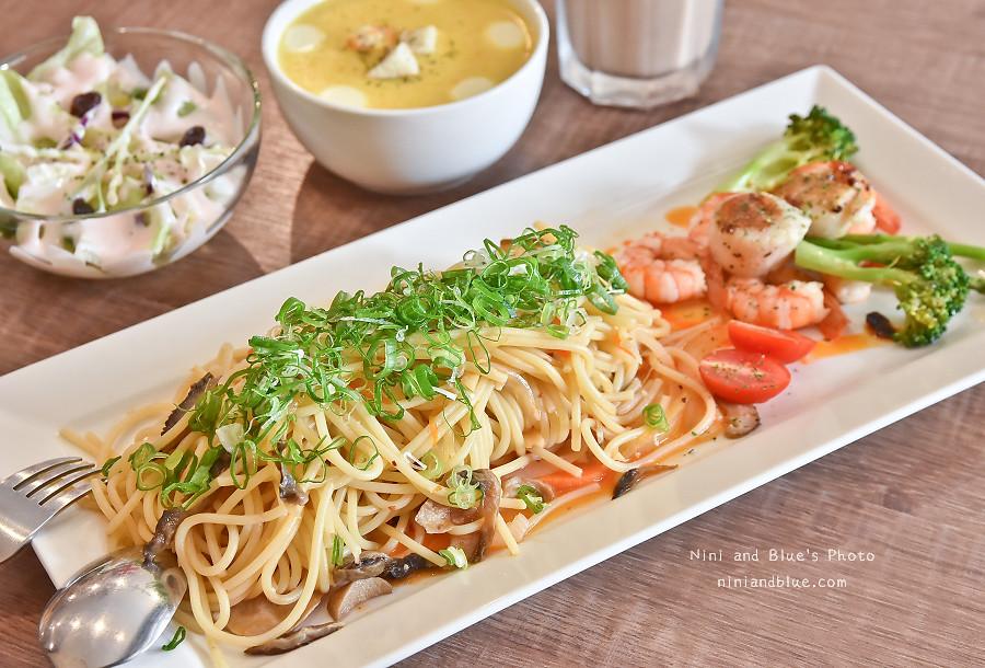 台中義大利麵米古pasta 13