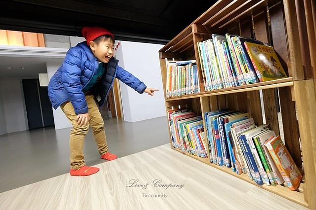 【台北親子免費景點】新北市立圖書館江子翠分館兒童室9