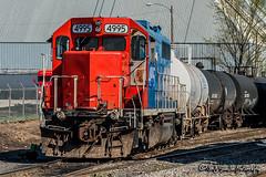 GTW 4995 | EMD GP38-2 | CN Hollywood Yard