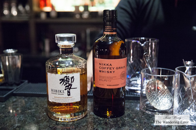 Japanese whisky to choose to make for your Old Rivalries cocktail