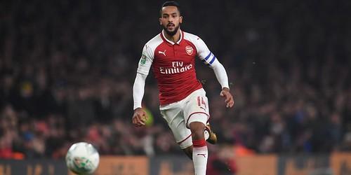 Arsenal tetapkan Nilai Jual Theo Walcott